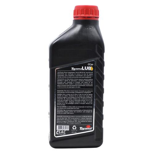 óleo para corrente de motosserra 1 litro vg 150 cg30 toyama