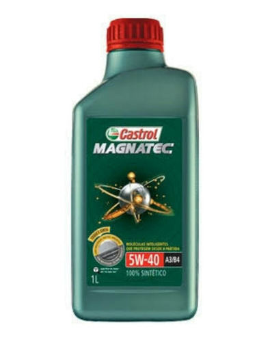 óleo para motor 5w40 100% sintetico gol voyage fox 1.6 1.0