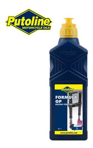 óleo putoline gp 5w sintético para suspensão dianteira