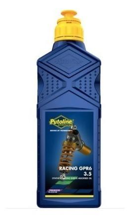 óleo putoline gpr 6 3.5w sintético para amortecedor traseiro