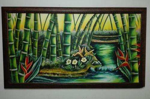 oleo sobre lienzo, 160cmx84cm