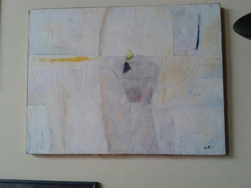 oleo sobre tela de giancarlo bertini 65x85cm  $235000
