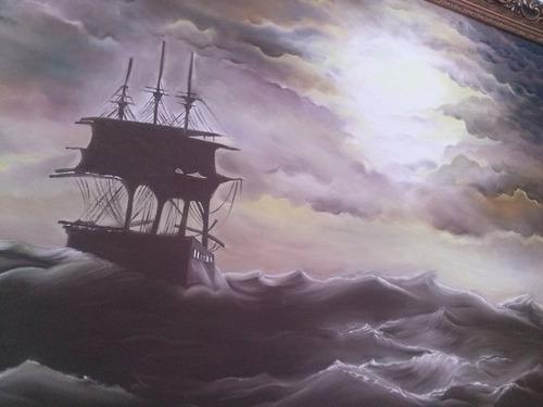 óleo sobre tela pintura tela