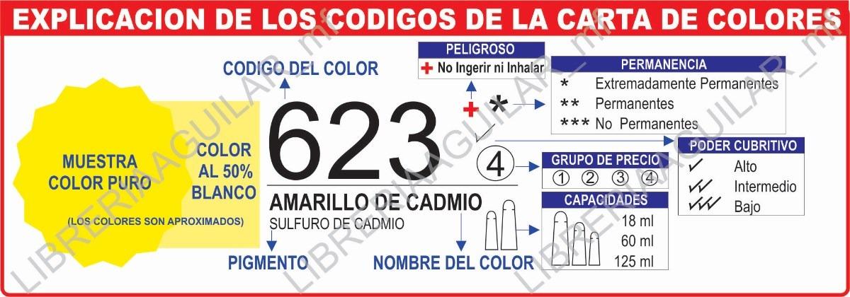 Oleos Alba Profesional Pomos De 18ml Grupo 1 Pintura - $ 76,50 en ...