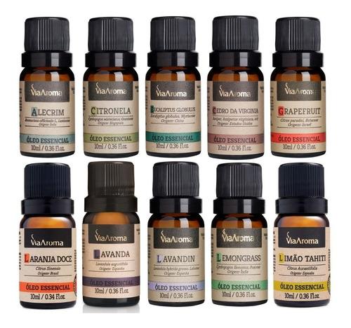 óleos essenciais aroma aromaterapia