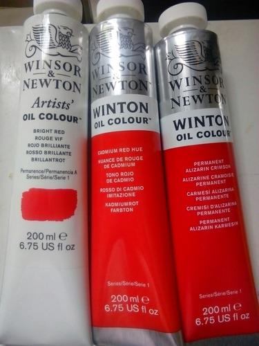 oleos winsor & newton
