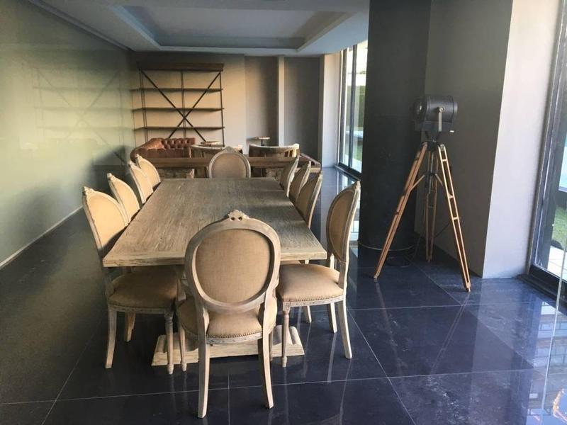 olga cossettini 1500- 2 ambientes a estrenar con cochera! edifio lumiere
