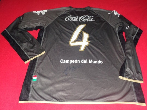 olimpia de paraguay manga larga  jersey futbol soccer