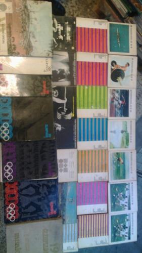 olimpiada mexico 68. material historico de la olimpiada 68