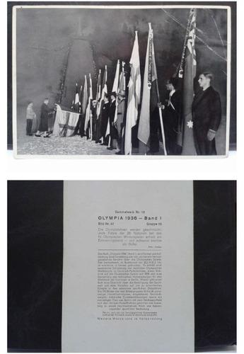 olimpiadas, alemania 1936.