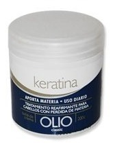 Olio Bano De Crema Keratina X 200g 139 00 En Mercado Libre