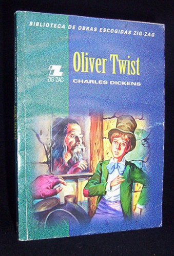 oliver twist charles dickens