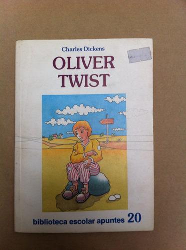 oliver twist charles dickens biblioteca escolar apuntes nº20