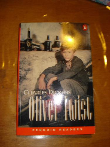 oliver twist - charles dickens - penguin readers