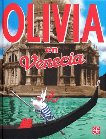 olivia en venecia, ian falconer, ed. fce