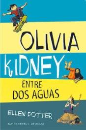 olivia kidney, entre dos aguas(libro )