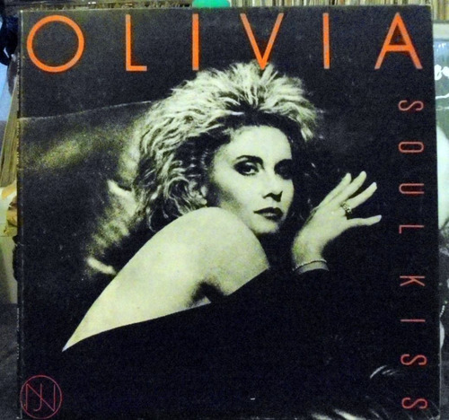 olivia newton soul kiss vinilo arg lp eureka