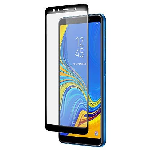 size 40 dab74 d9963 Olixar Samsung Galaxy A7 2018 Screen Protector - Full Cover/