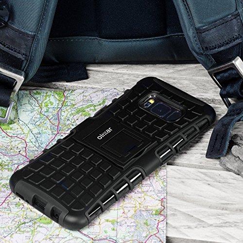 best cheap 072dd d5b85 Olixar Samsung Galaxy S8 Funda Protectora Resistente Cubiert ...
