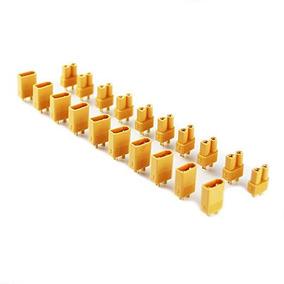 10 Piezas De Oro Bala Conector 3.5mm terminal MF hombre y hembra GTC Cubierta