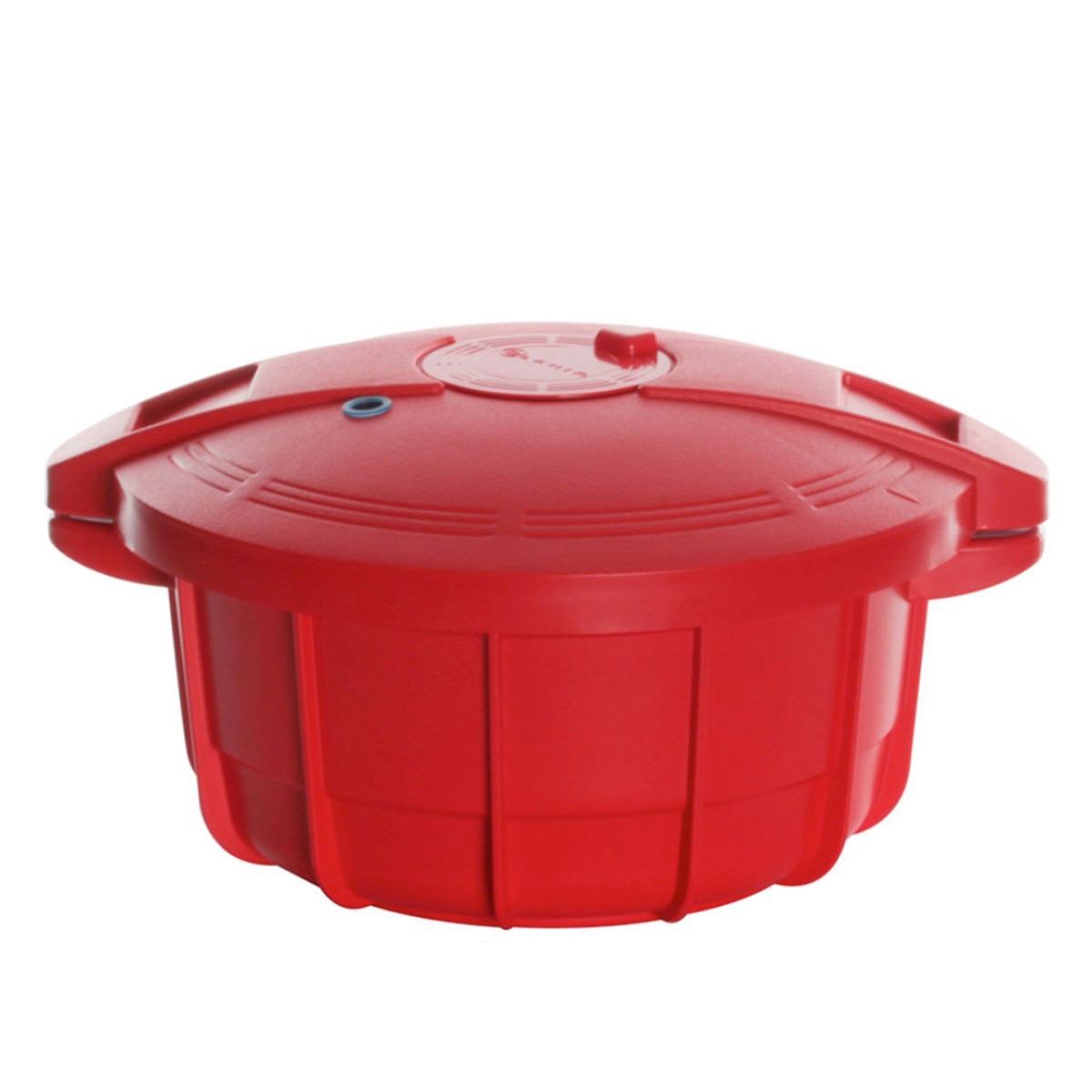 Olla a presion 3 25l para microondas y cocer al vapor blanik en mercado libre - Cocina al vapor microondas ...