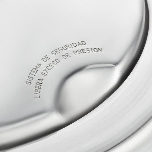 olla a presión aluminio 4.5litros smart 5861027392