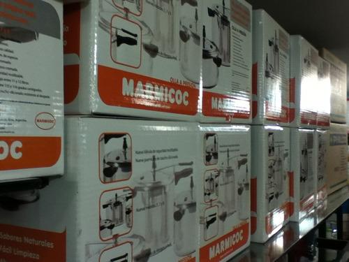 olla a presión marmicoc 7 litros aluminio modelo nuevo