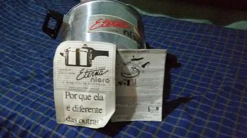 olla a presion nueva impecable marca nigro brasilera