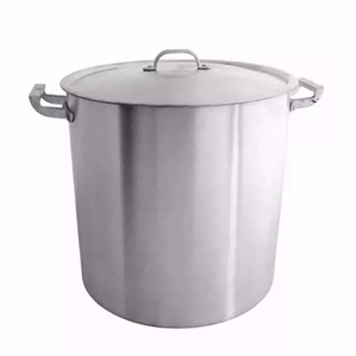 olla aluminio gastronomica 45 cm 72 lts excelente calidad