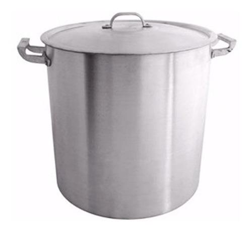 olla aluminio gastronomica nº 40 50 lts excelente calidad