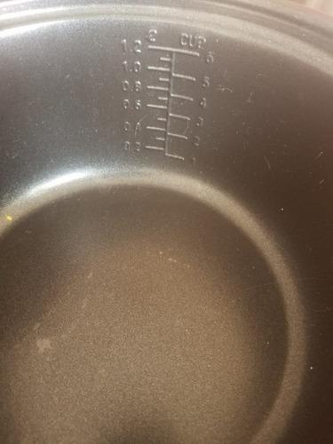 olla arrocera cocina
