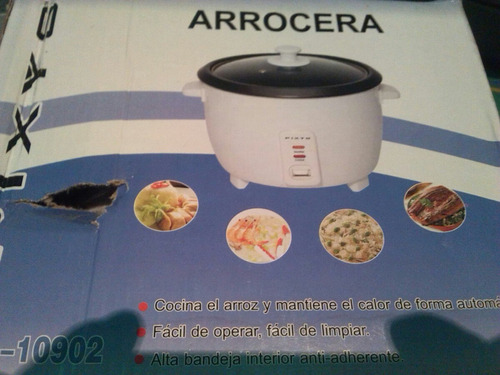 olla arrocera electrica de 1 litro nueva en su caja