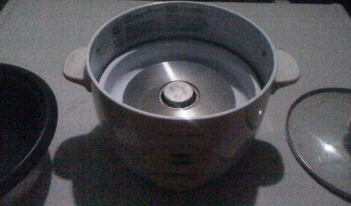 olla arrocera vaporera 6 tazas