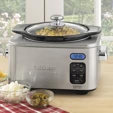 olla de coccion programable cuisinart