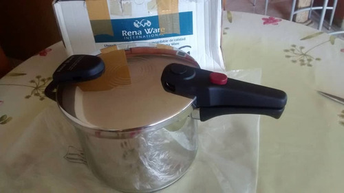 olla de presión 6 litros rena ware