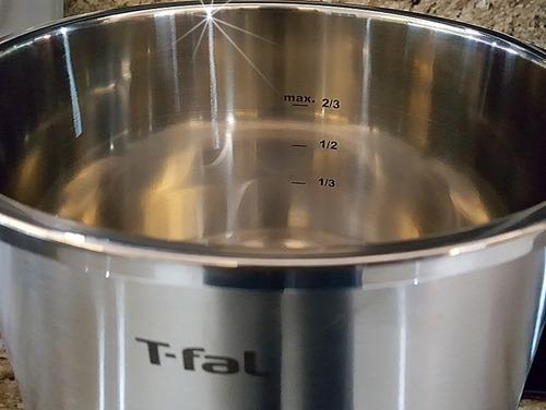 olla de presion t-fal clipso 6 litros de induccion.
