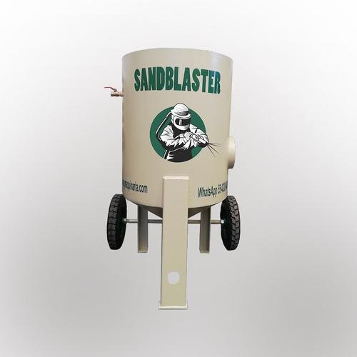 olla de sand blast nueva 1 año de garantía marca #1 en mex
