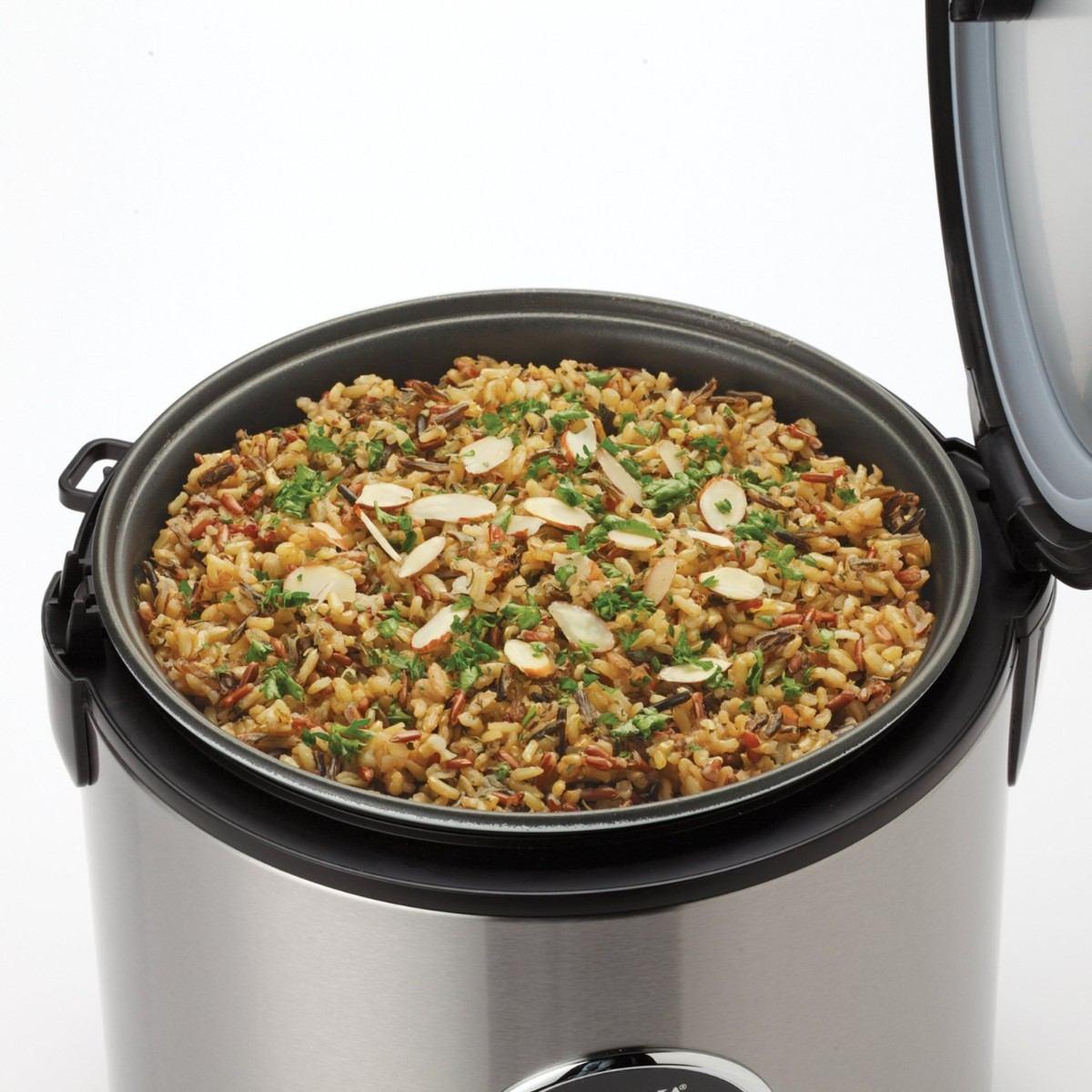 Olla digital vaporera arrocera alimentos aroma arc 150sb maa 1 en mercado libre - Vaporera profesional ...