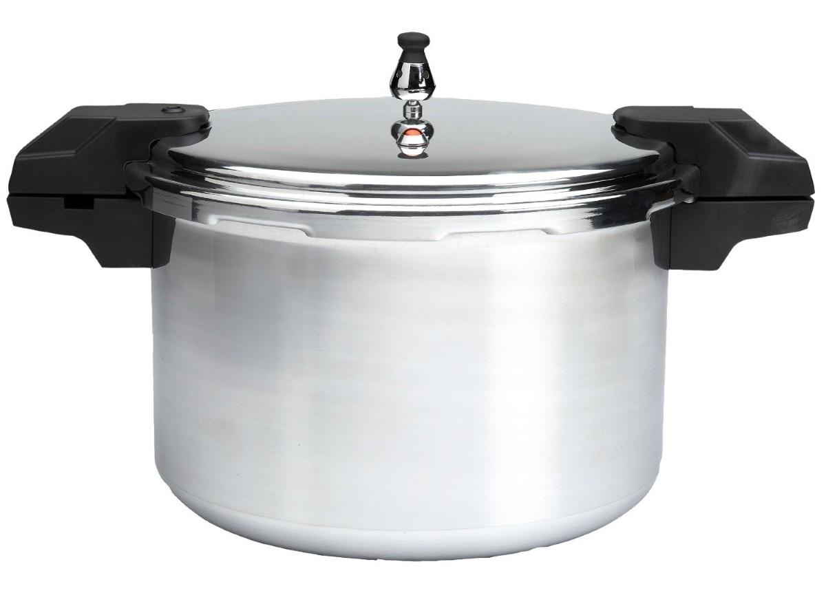 Olla de presion express mirro 15 litros chef cocina - Ollas de cocina ...