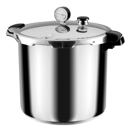 olla express® presto profesional de 21 litros de aluminio