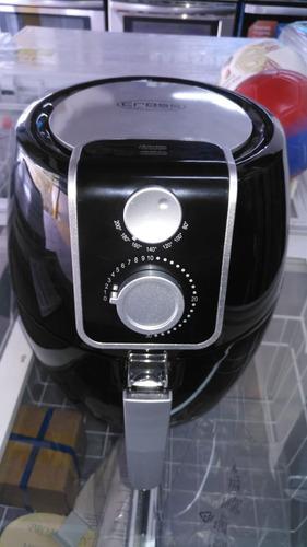 olla freidora aceite cross electronics (af35bsm) nuevo caja
