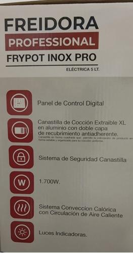 olla freidora electrica dkasa 5 litros digital 80%-aceite