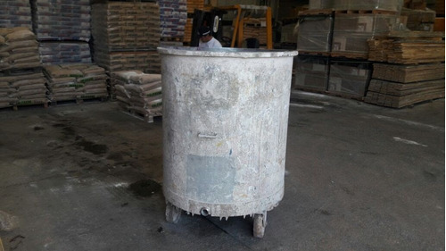 olla industrial de acero inox 3.4 de 600 lt