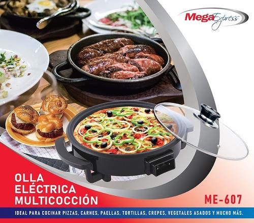 olla multicoccion eléctrica mega express me 607 cocina