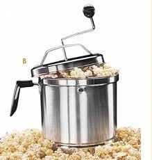 olla palomera cacerola palomitas maíz 4.7 litros envio grati