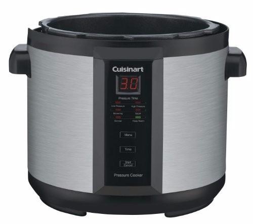olla presion cuisinart electrica 6 cuartos+envio gratis