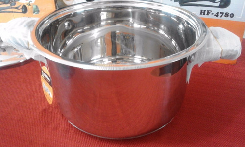 ollas acero quirúrgico 23 piezas alta calidad germany
