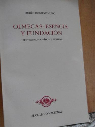 olmecas: esencia y fundación hipótesis iconográfica y textua
