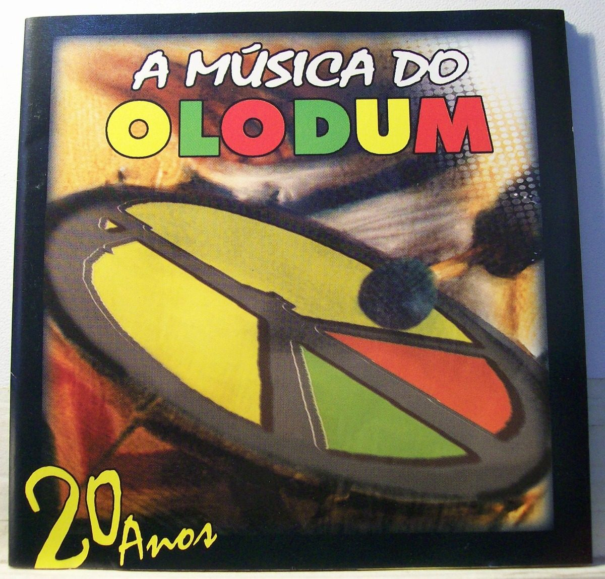 cd do olodum 20 anos