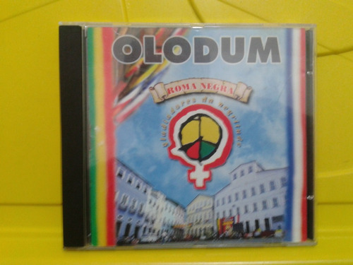 olodum - roma negra